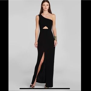 Kauri One-Shoulder Gown